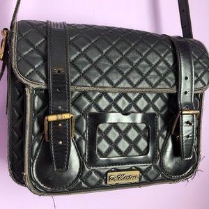Dr Martens 100% leather satchel